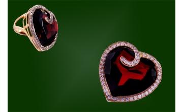 Золотое кольцо К-207
