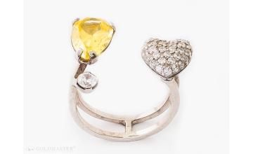 Золотое кольцо К-214