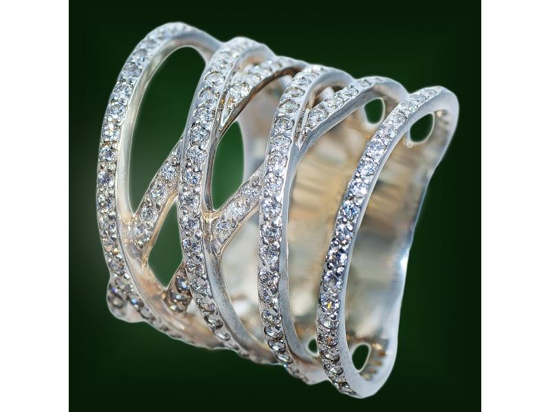 Золотое кольцо К-218