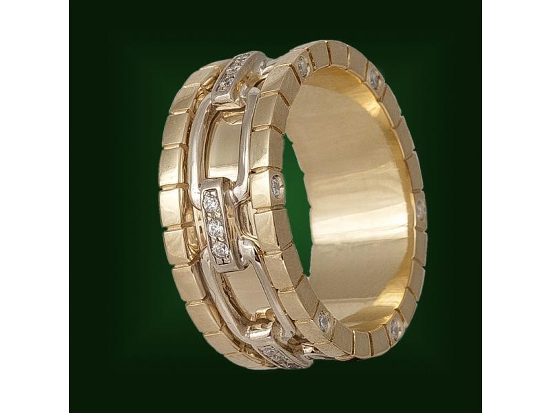 Золотое кольцо К-225