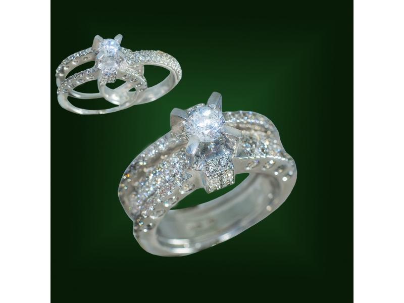 Золотое кольцо К-226