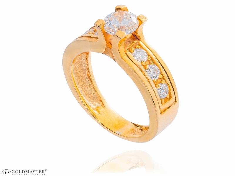 Золотое кольцо К-228