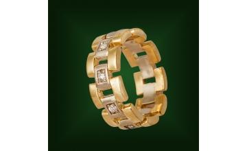 Золотое кольцо К-231-1
