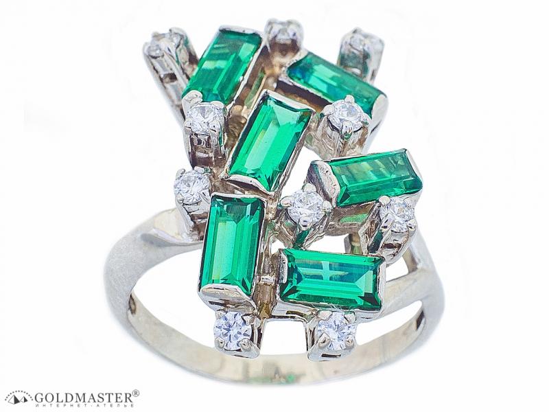 Золотое кольцо К-235