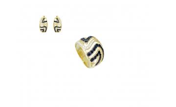 Золотое кольцо К-236