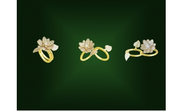 Золотое кольцо К-246