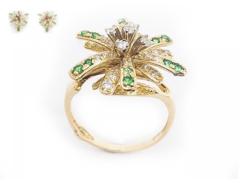 Золотое кольцо К-249