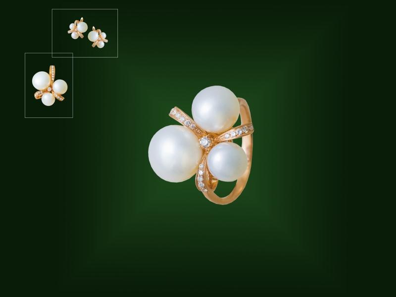 Золотое кольцо К-250