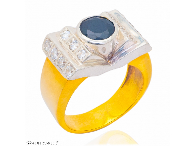 Золотое кольцо К-258