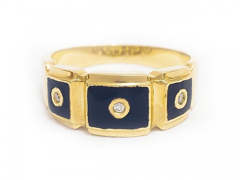Золотое кольцо К-260