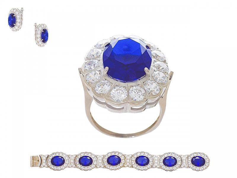 Золотое кольцо К-268