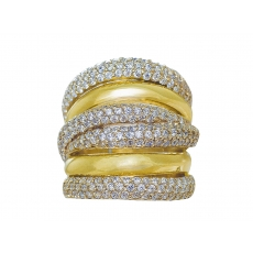 Золотое кольцо К-269