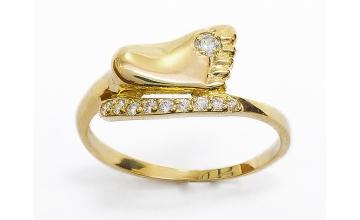 Золотое кольцо К-270