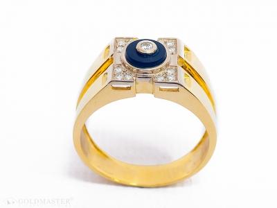 Золотое кольцо К-272