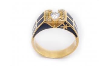 Золотое кольцо К-282