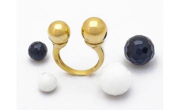 Золотое кольцо К-287