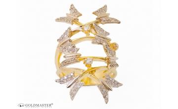 Золотое кольцо К-298