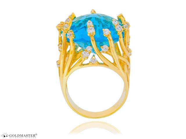 Золотое кольцо К-303