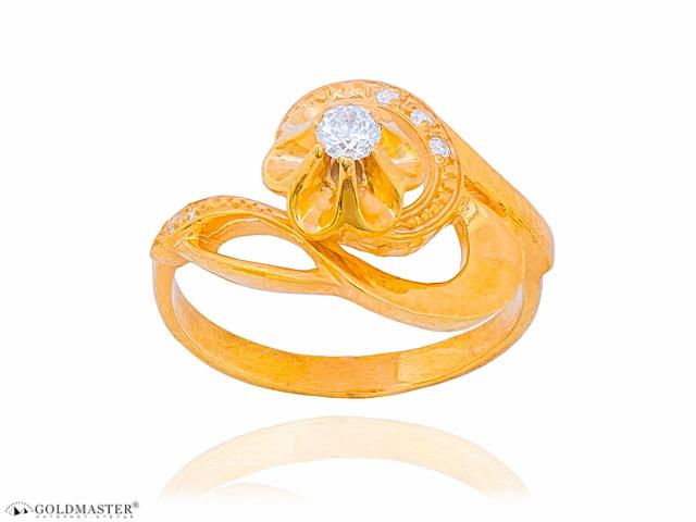 Золотое кольцо К-304
