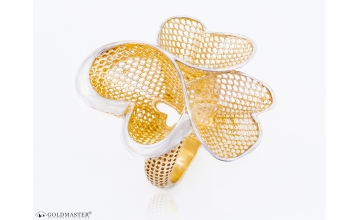 Золотое кольцо К-307