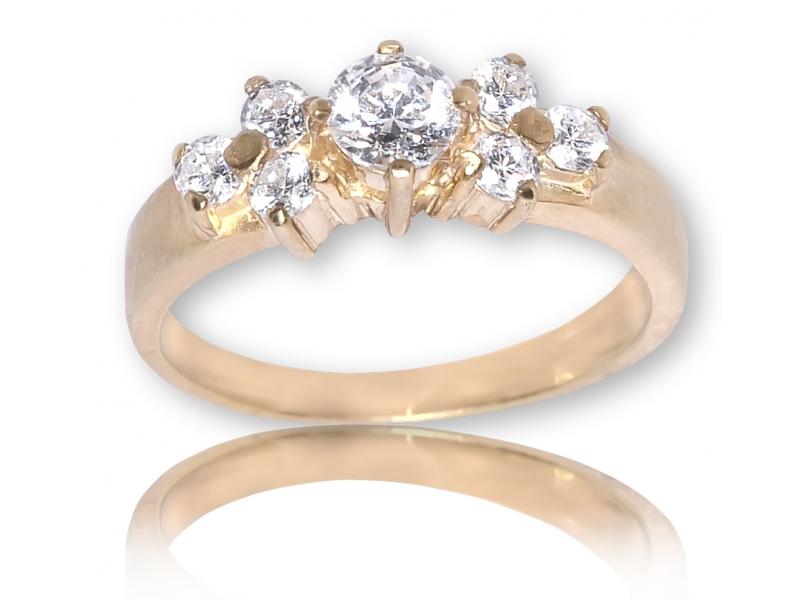 Золотое кольцо К-311