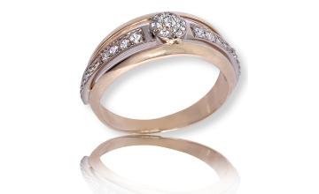 Золотое кольцо К-312