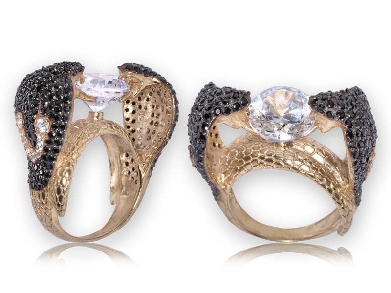 Золотое кольцо К-315-1