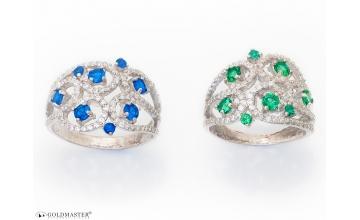 Золотое кольцо К-324