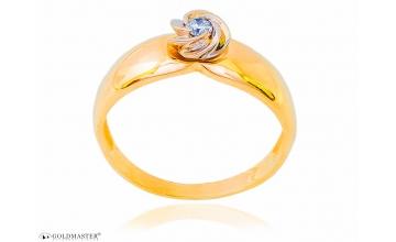 Золотое кольцо К-332