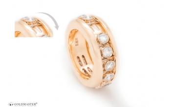 Золотое кольцо К-348