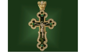 Золотой крест П-035
