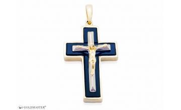Золотой крест П-036-2