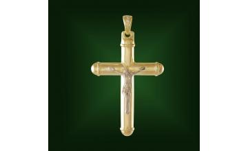 Золотой крест П-101-1