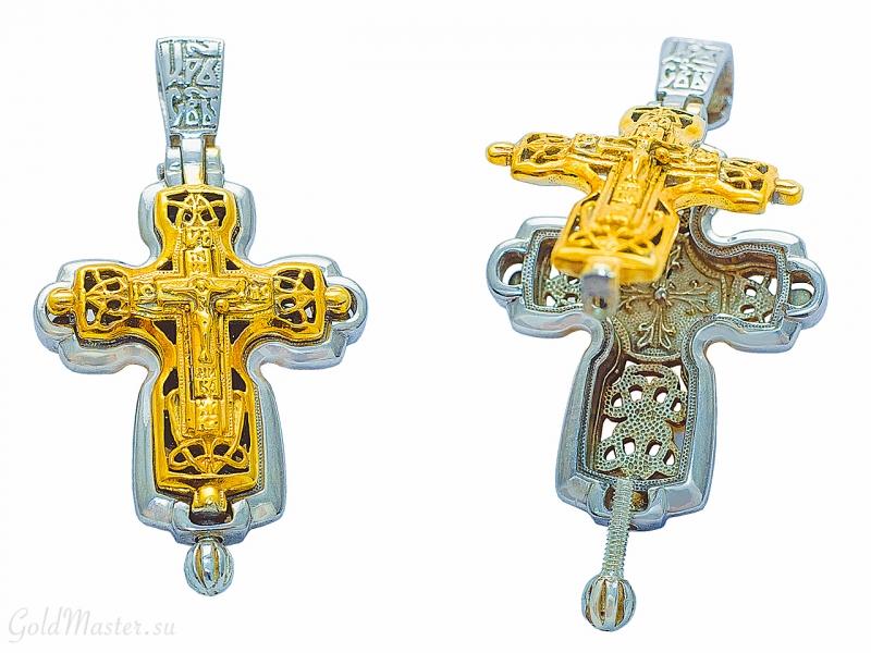 Золотой крест П-169