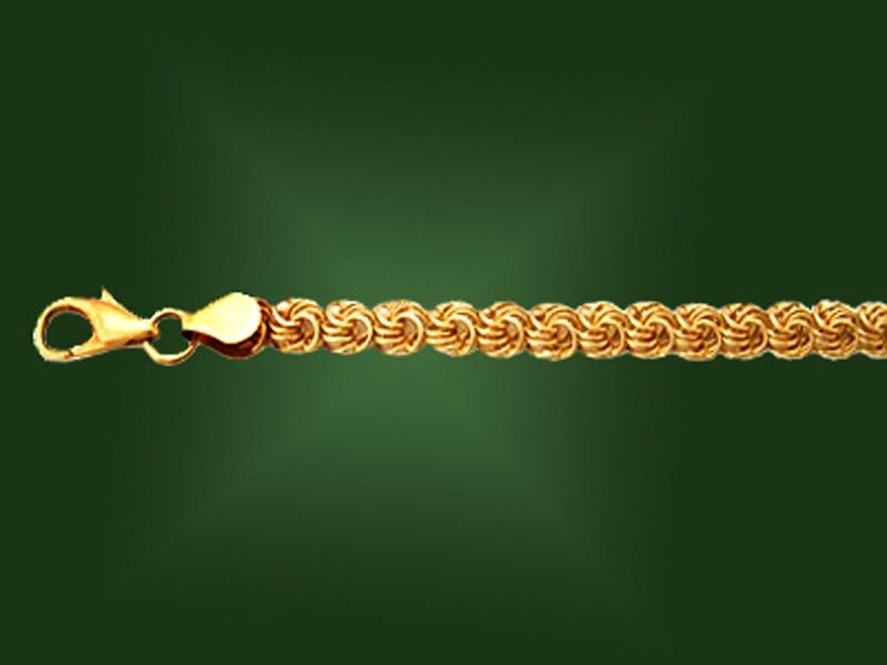 Золотая цепь Ц-007
