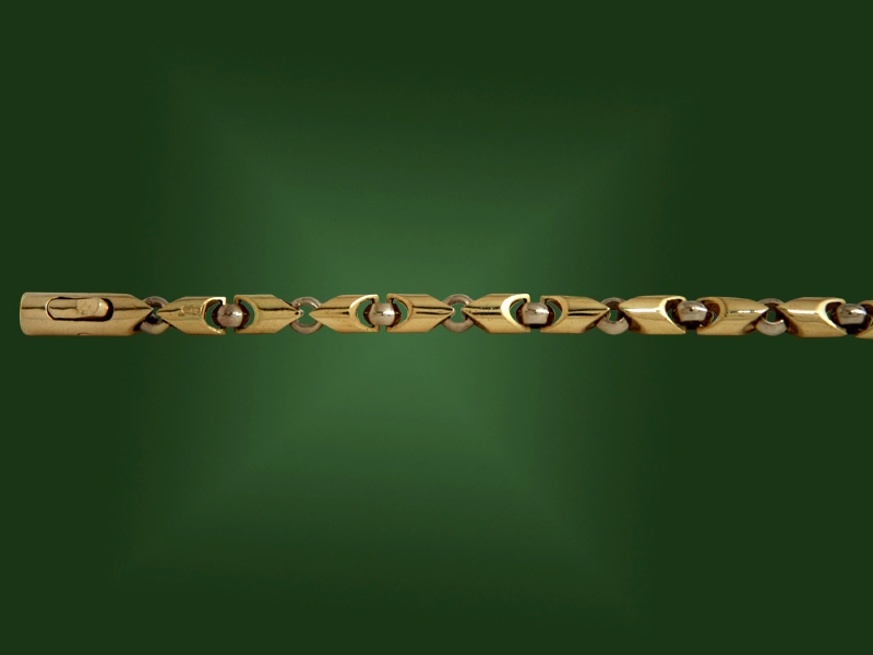 Золотая цепь Ц-011-1