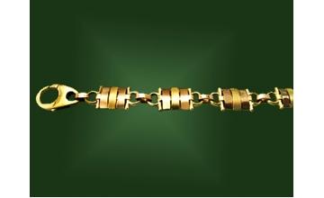 Золотая цепь Ц-051