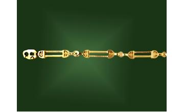 Золотая цепь Ц-056